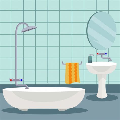 free bathroom design bathroom background design vector free