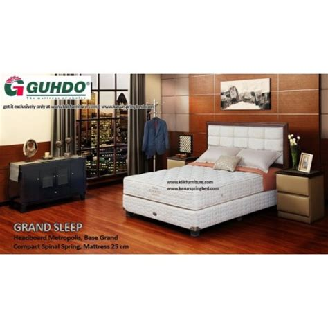Grand Sleep Venetianset 100x200cm Guhdo Springbed springbed guhdo grand sleep metropolis sale promo