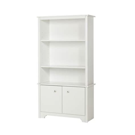 south shore vito 3 shelf bookcase with doors walmart canada
