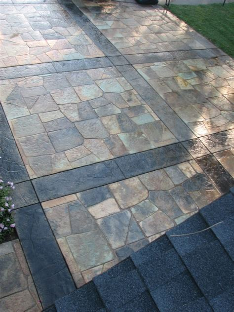 Concrete Pavers For Patio Concrete Polished Floor Polished Concrete Pavers