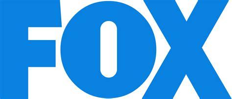 blue logo fox logos