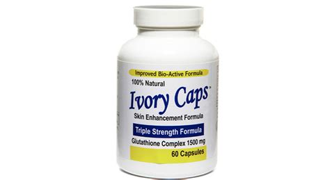Ivory Caps ivory caps skin enhancement formula strength formula glutathione complex reviews sandeepweb