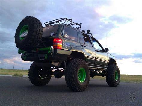 badass jeep grand zj badass road machines badass