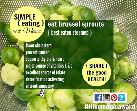 Broccoli Sprouts Helath Benefits Detox by 21 Day Fix Recipes Brussel Sprouts The Fit Club