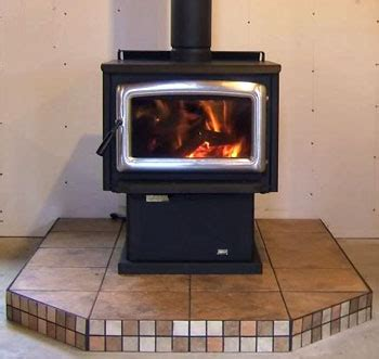 Fireproof Mat For Wood Stove by How To Make Your Own Wood Stove Hearth Free Toddler Loft