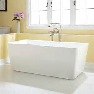 free standing soaking bathtubs freestanding tubs and soaking tubs signature hardware