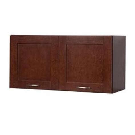 kitchen wall cabinets home depot ready kitchen 30 in wall cabinet in auburn discontinued