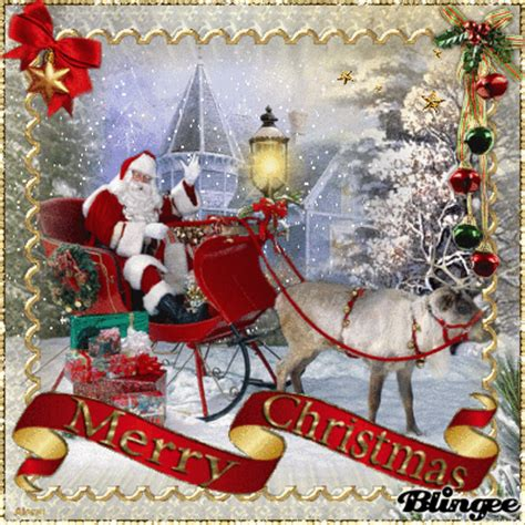 merry christmas picture  blingeecom