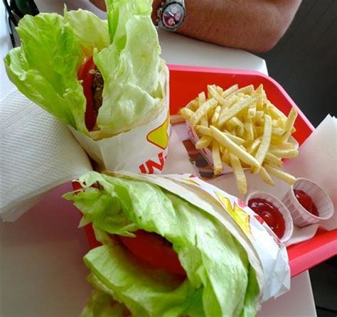 p protein burger in n out protein style restaurant healthy food