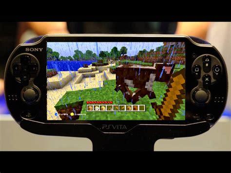 minecraft ps vita mods minecraft sur psvita minecraft fr