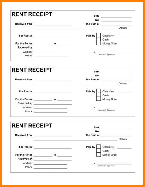 House Rent Receipt Template by 5 History Teachers Salary House Rent Slips Technician