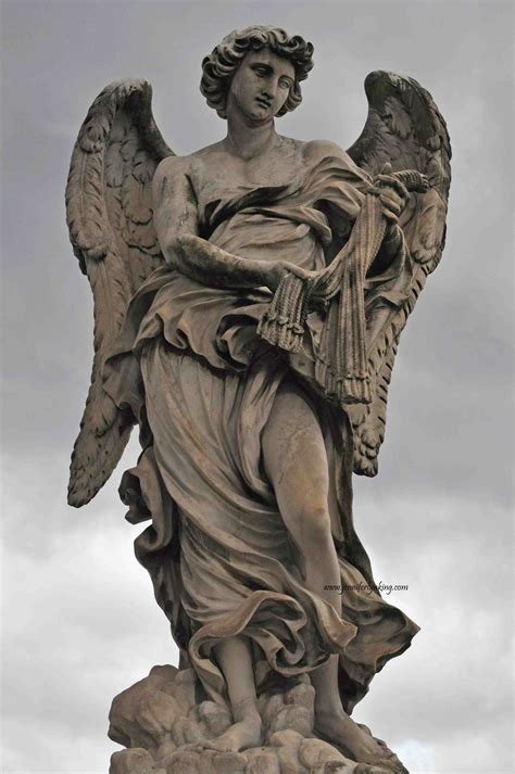 angel sculptures jennifer lyn king s blog ponte sant angelo bridge of