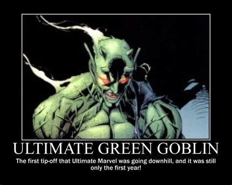 Green Man Meme - ultimate green goblin demotivator by imdabatman on deviantart