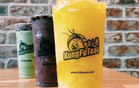 Garden State Plaza Kung Fu Tea Opening Alert Kung Fu Tea Fort Nj Boozy Burbs