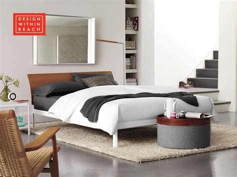 dwr min bed 17 best images about making the modern bedroom on