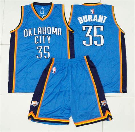 Harga Kostum Basket Nba by Jual Jersey Kostum Basket Nba Oklahoma City Thunder 080417