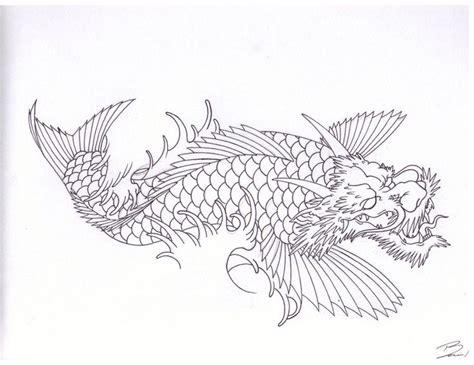 tattoo was passt zum koi die besten 25 koi dragon tattoo ideen auf pinterest
