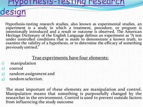 layout of research report slideshare ppt on research design
