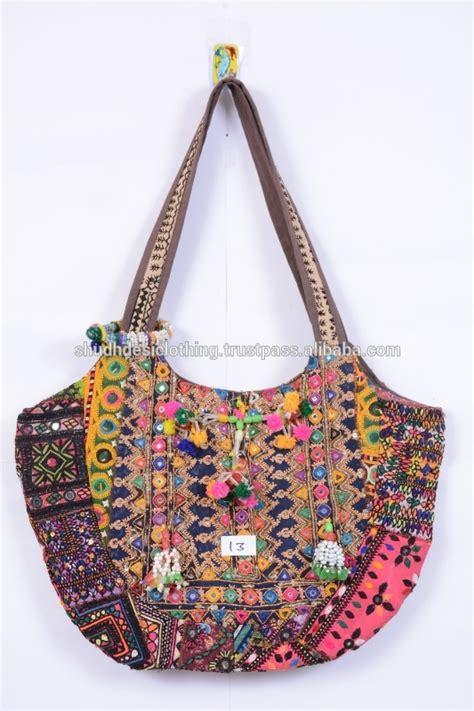 Indian Handmade Bags - buy unique indian banjara handbag vintage embroidered