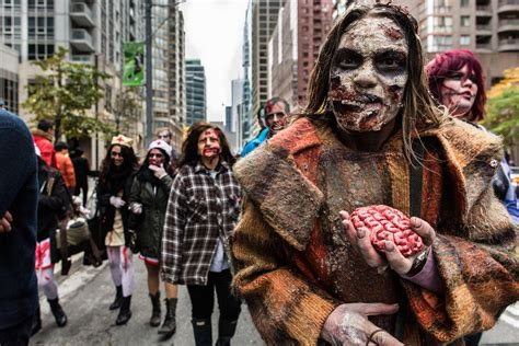 A Place Zombies Totally Scientific Study Says Kansas City 2nd Most Likely City To Survive Outbreak Kcur