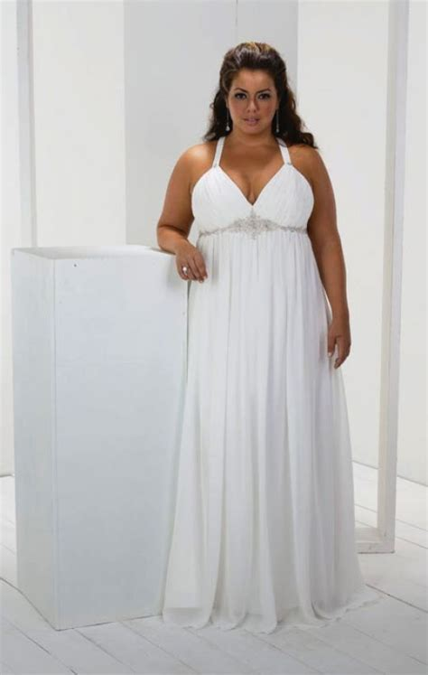 Wedding Attire For Plus Size by Plus Size Wedding Dresses 2015