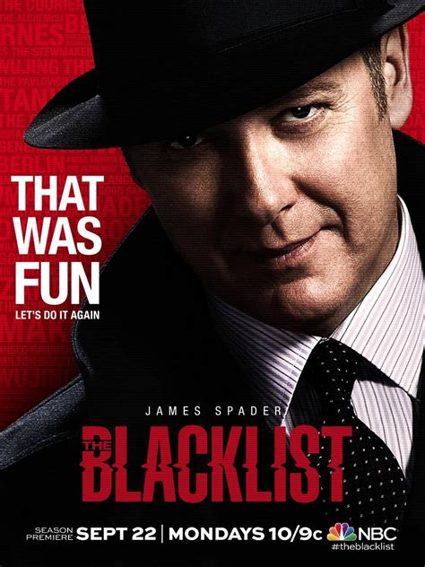 blacklist lizzie looks different on season 2 poster blacklist saison 2 affiche 9 sur 10 allocin 233