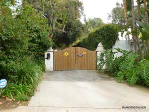 carrie fishers home carrie fisher s house iamnotastalker