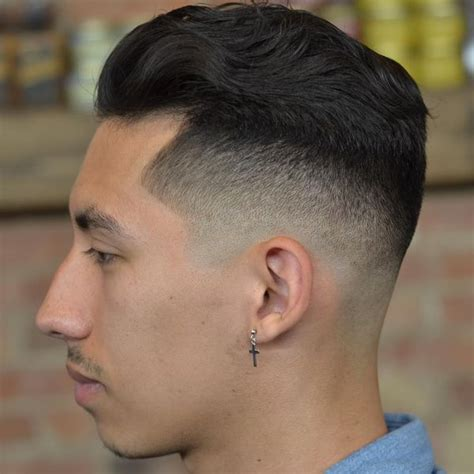 zero fade haircut taper fade haircuts for men 56 cool tapered hairstyles
