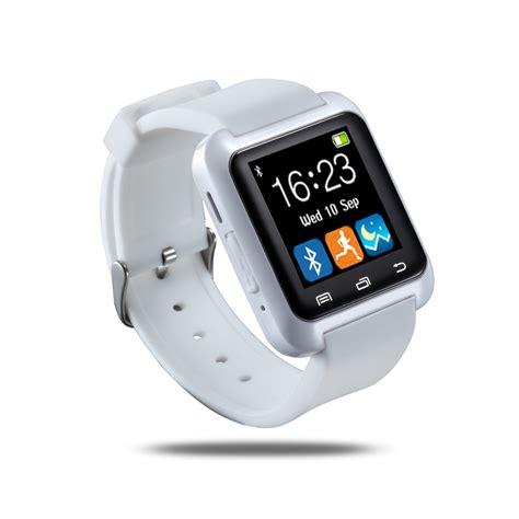 smart for android wholesale touch screen bluetooth u80 smartwatch smart for android phone for