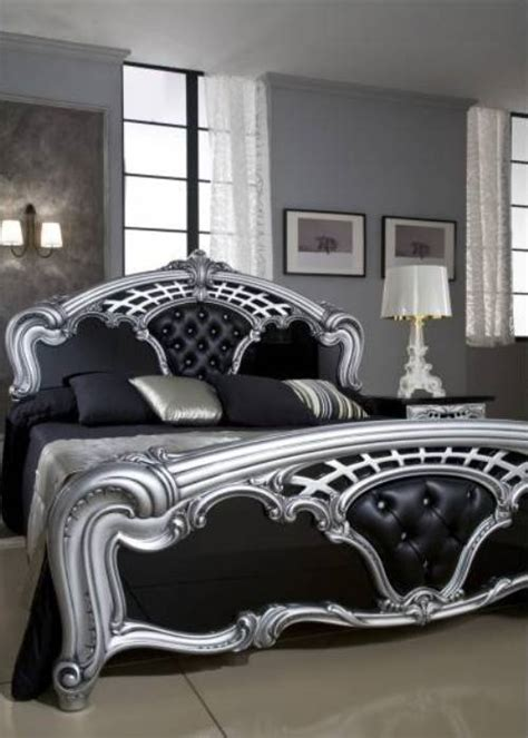Black And Silver Bedroom Ideas by Black And Silver Bedroom Sets Home Decor Interior Exterior