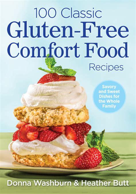 comfort food cookbook ginger snaps recipe gluten free comfort food cookbook