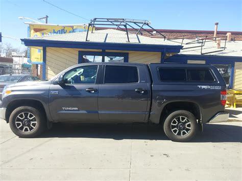 Toyota Tundra Topper Tundra Cx Truck Topper Suburban Toppers