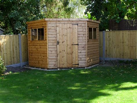 Sheds And Installation by Cousins Conservatories Garden Buildings 8 X 6 Clayton