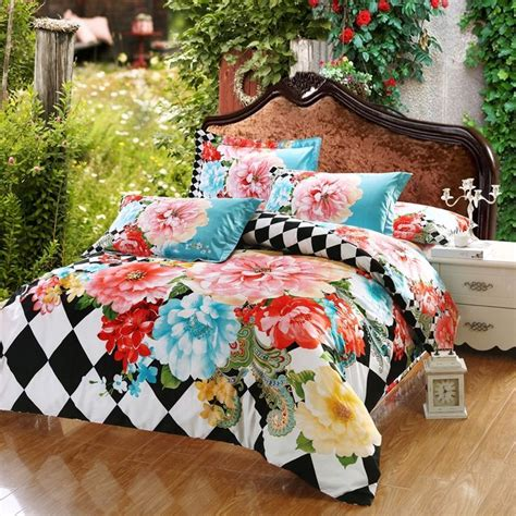 107 Best Images About Bed Sets On Pinterest King Size Flower Bed Set