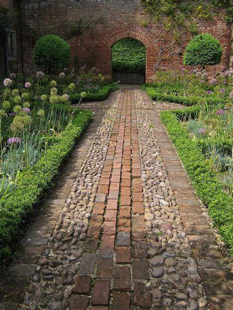 garden brick wall designs brick wall garden designs decorating ideas design trends