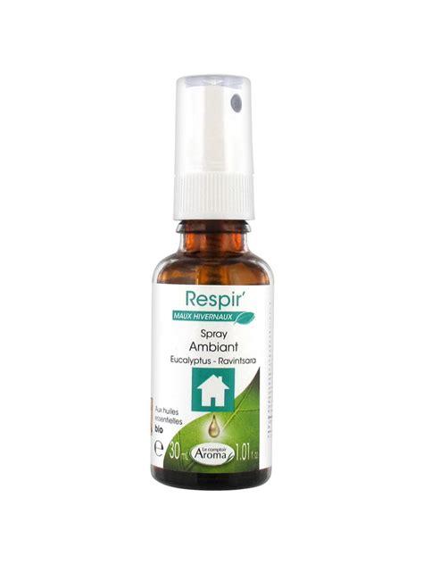 le comptoir aroma le comptoir aroma respir winter illnesses room spray 30ml