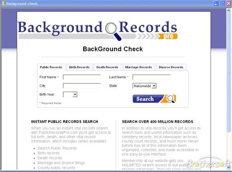 On Site Background Check Records Search Criminal Record Reports My Background Check Years Back