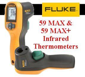 Best Seller Termometer Infrared Fluke 59 Max ram meter inc press release the new fluke 59 max 59 max infrared thermometers