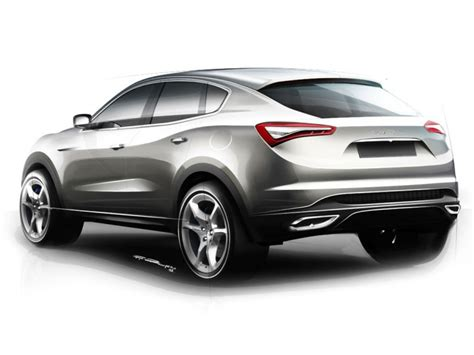 maserati kubang concept maserati kubang concept design sketches and