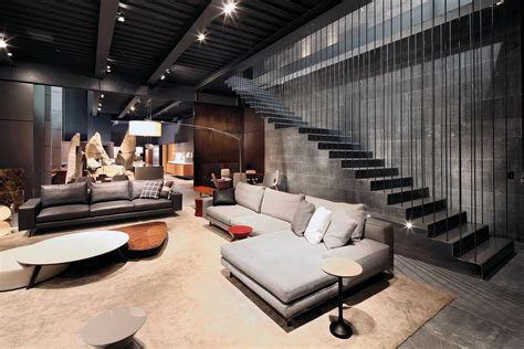 Minotti Home Design Products by Minotti Monobrand Store By Hajj Designless Opens In Mexico