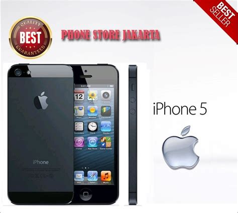 Hp Iphone 5 Black Market jual beli iphone 5 16gb black garansi platinum 1 tahun