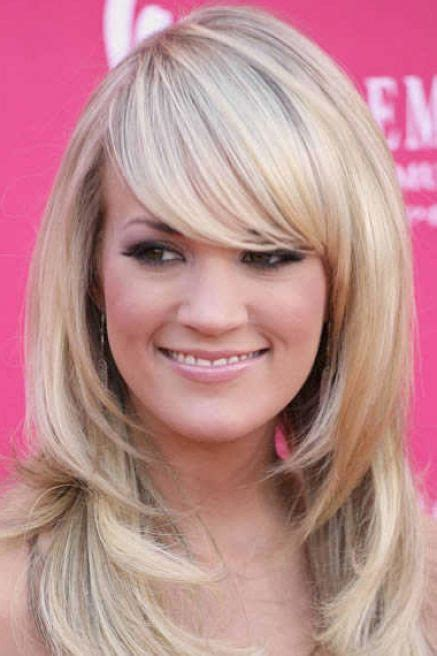 layered bangs hairstyles round faces hair cuts chubby faces with bangs short hairstyle 2013