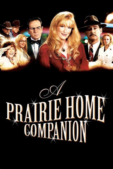 a prairie home companion 2006 the database tmdb