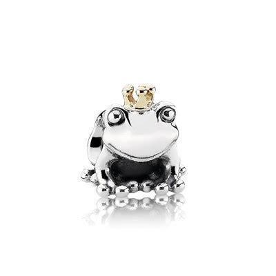 frog prince charm 791118 charms pandora