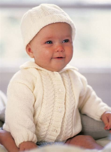 patons childrens knitting patterns free alex cardigan hat and bootees in patons fairytale soft 4