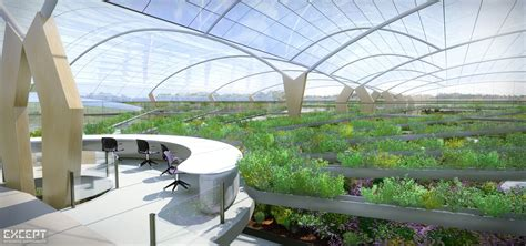 design concept green house except integrated sustainability ecosystem design