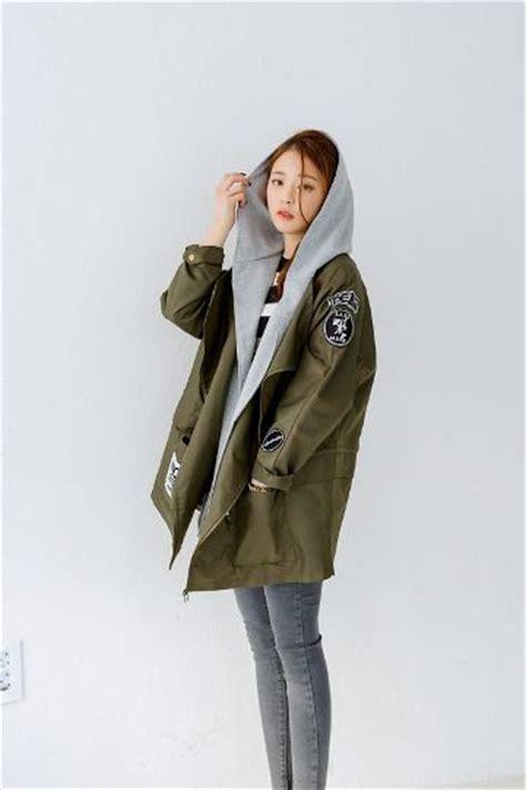 Jaket Parka Korean Style top 25 best korean fashion ideas on korean