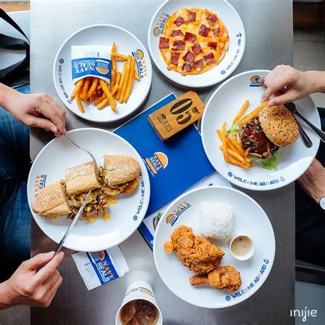 Navy Seal Burger navy seals semacam fast food tapi