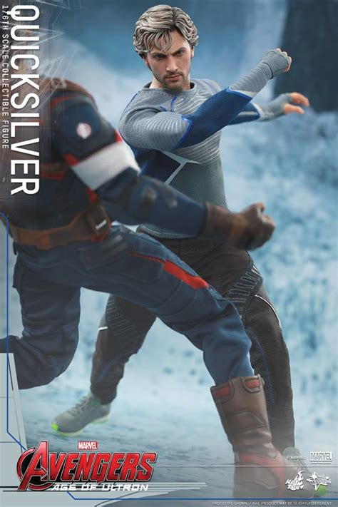 quicksilver movie toy hot toys avengers age of ultron quicksilver action figure