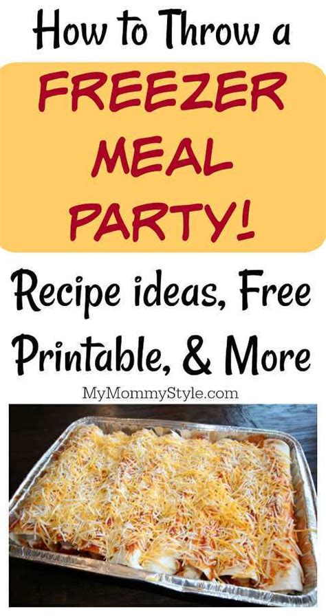 a simplified tactical tools for intentional living books tips for hosting a freezer meal printable light